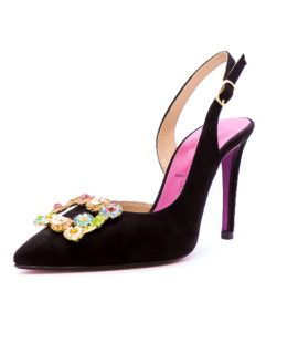 Stiletto Joya Negro